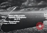 Image of A-4 missile Peenemunde Germany, 1942, second 46 stock footage video 65675031616