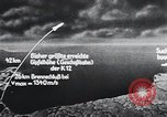 Image of A-4 missile Peenemunde Germany, 1942, second 49 stock footage video 65675031616
