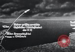 Image of A-4 missile Peenemunde Germany, 1942, second 50 stock footage video 65675031616