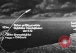 Image of A-4 missile Peenemunde Germany, 1942, second 51 stock footage video 65675031616