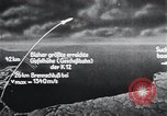 Image of A-4 missile Peenemunde Germany, 1942, second 53 stock footage video 65675031616