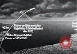 Image of A-4 missile Peenemunde Germany, 1942, second 54 stock footage video 65675031616