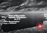 Image of A-4 missile Peenemunde Germany, 1942, second 57 stock footage video 65675031616