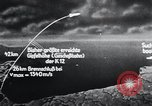 Image of A-4 missile Peenemunde Germany, 1942, second 58 stock footage video 65675031616