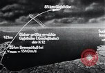 Image of A-4 missile Peenemunde Germany, 1942, second 60 stock footage video 65675031616