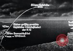 Image of A-4 missile Peenemunde Germany, 1942, second 61 stock footage video 65675031616