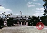 Image of College of William and Mary Williamsburg Virginia USA, 1944, second 17 stock footage video 65675031618
