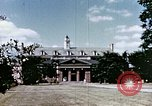 Image of College of William and Mary Williamsburg Virginia USA, 1944, second 18 stock footage video 65675031618