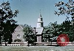 Image of College of William and Mary Williamsburg Virginia USA, 1944, second 28 stock footage video 65675031618