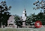 Image of College of William and Mary Williamsburg Virginia USA, 1944, second 30 stock footage video 65675031618