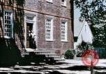 Image of College of William and Mary Williamsburg Virginia USA, 1944, second 36 stock footage video 65675031618