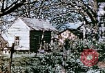 Image of Monticello Charlottesville Virginia USA, 1944, second 27 stock footage video 65675031619