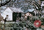 Image of Monticello Charlottesville Virginia USA, 1944, second 29 stock footage video 65675031619