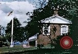 Image of Monticello Charlottesville Virginia USA, 1944, second 33 stock footage video 65675031619