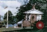 Image of Monticello Charlottesville Virginia USA, 1944, second 34 stock footage video 65675031619