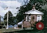 Image of Monticello Charlottesville Virginia USA, 1944, second 38 stock footage video 65675031619