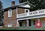 Image of Monticello Charlottesville Virginia USA, 1944, second 43 stock footage video 65675031619