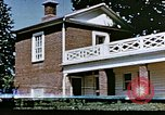 Image of Monticello Charlottesville Virginia USA, 1944, second 45 stock footage video 65675031619