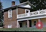 Image of Monticello Charlottesville Virginia USA, 1944, second 46 stock footage video 65675031619