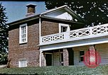 Image of Monticello Charlottesville Virginia USA, 1944, second 49 stock footage video 65675031619