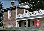 Image of Monticello Charlottesville Virginia USA, 1944, second 50 stock footage video 65675031619