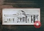Image of Monticello Charlottesville Virginia USA, 1944, second 57 stock footage video 65675031619