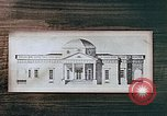 Image of Monticello Charlottesville Virginia USA, 1944, second 58 stock footage video 65675031619