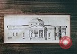 Image of Monticello Charlottesville Virginia USA, 1944, second 60 stock footage video 65675031619