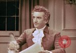 Image of Declaration of Independence Virginia United States USA, 1944, second 61 stock footage video 65675031622
