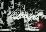 Image of German war materiel production workers Germany, 1944, second 6 stock footage video 65675031630