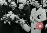 Image of Blue Division Spanish soldiers Spain, 1941, second 9 stock footage video 65675031635