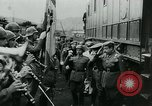 Image of Blue Division Spanish soldiers Spain, 1941, second 23 stock footage video 65675031635