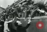 Image of Blue Division Spanish soldiers Spain, 1941, second 35 stock footage video 65675031635