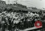 Image of Blue Division Spanish soldiers Spain, 1941, second 52 stock footage video 65675031635