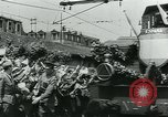 Image of Blue Division Spanish soldiers Spain, 1941, second 54 stock footage video 65675031635