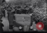 Image of Blue Division Spanish soldiers Madrid Spain, 1942, second 1 stock footage video 65675031637