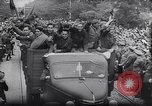 Image of Blue Division Spanish soldiers Madrid Spain, 1942, second 2 stock footage video 65675031637