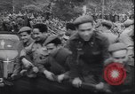 Image of Blue Division Spanish soldiers Madrid Spain, 1942, second 7 stock footage video 65675031637