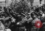 Image of Blue Division Spanish soldiers Madrid Spain, 1942, second 9 stock footage video 65675031637