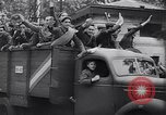 Image of Blue Division Spanish soldiers Madrid Spain, 1942, second 14 stock footage video 65675031637