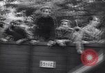 Image of Blue Division Spanish soldiers Madrid Spain, 1942, second 16 stock footage video 65675031637