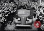 Image of Blue Division Spanish soldiers Madrid Spain, 1942, second 18 stock footage video 65675031637