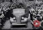 Image of Blue Division Spanish soldiers Madrid Spain, 1942, second 19 stock footage video 65675031637