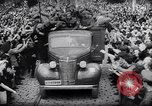 Image of Blue Division Spanish soldiers Madrid Spain, 1942, second 20 stock footage video 65675031637