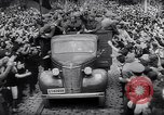 Image of Blue Division Spanish soldiers Madrid Spain, 1942, second 21 stock footage video 65675031637