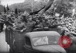 Image of Blue Division Spanish soldiers Madrid Spain, 1942, second 23 stock footage video 65675031637