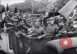 Image of Blue Division Spanish soldiers Madrid Spain, 1942, second 24 stock footage video 65675031637