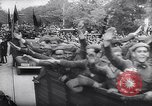 Image of Blue Division Spanish soldiers Madrid Spain, 1942, second 25 stock footage video 65675031637