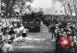 Image of Blue Division Spanish soldiers Madrid Spain, 1942, second 26 stock footage video 65675031637