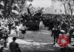 Image of Blue Division Spanish soldiers Madrid Spain, 1942, second 27 stock footage video 65675031637